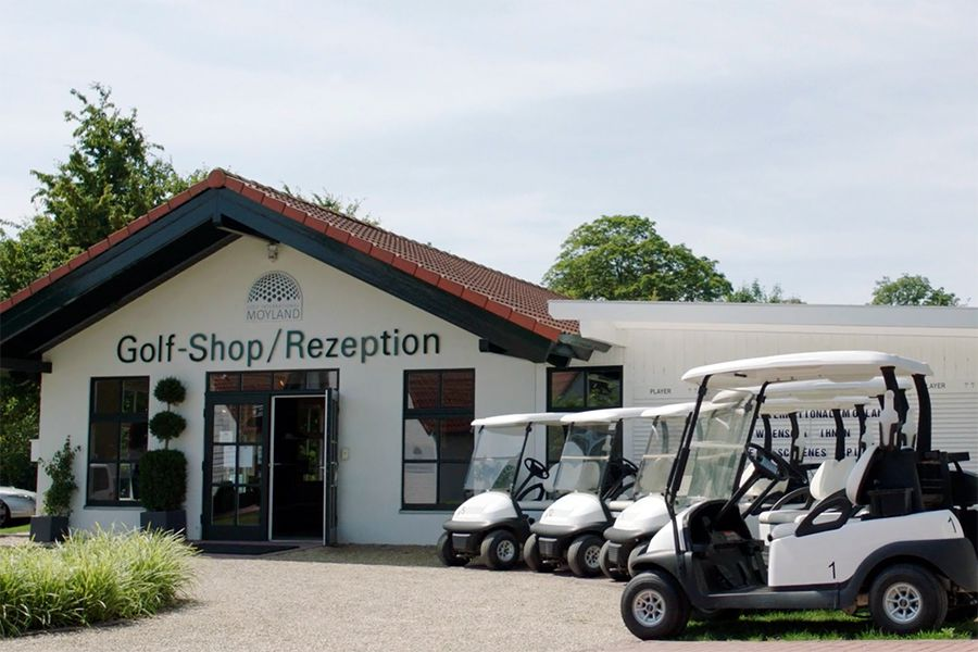 Interieur Golfshop