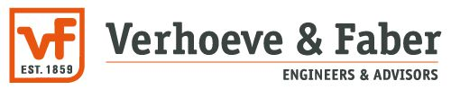 Logo Verhoeve&Faber + Engineers&Advisors